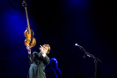 Paul McCartney Reigns at Bonnaroo