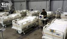 破功?感染率全球第二 捷克忙蓋野戰醫院