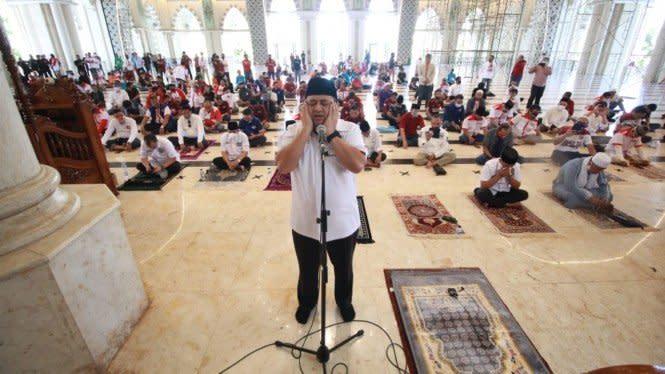 Keponakan JK Resmi Mendaftar di KPU Makassar Hari ini