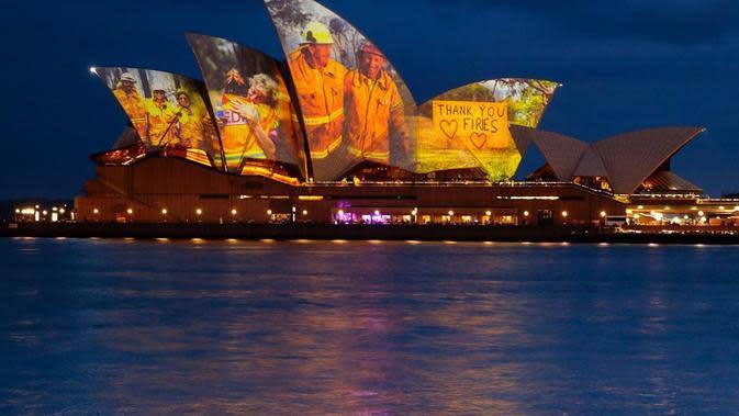 Malam Penggalangan Dana untuk Bantu Kebakaran Australia