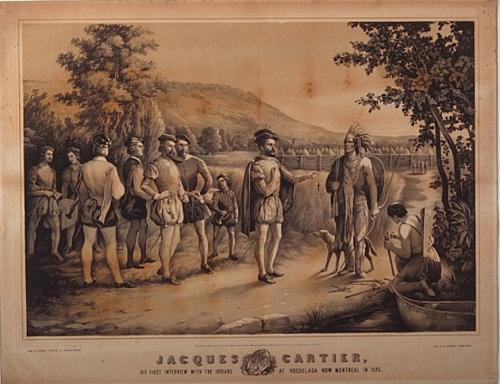 Oct. 2, 1535: Cartier discovers site of Montreal