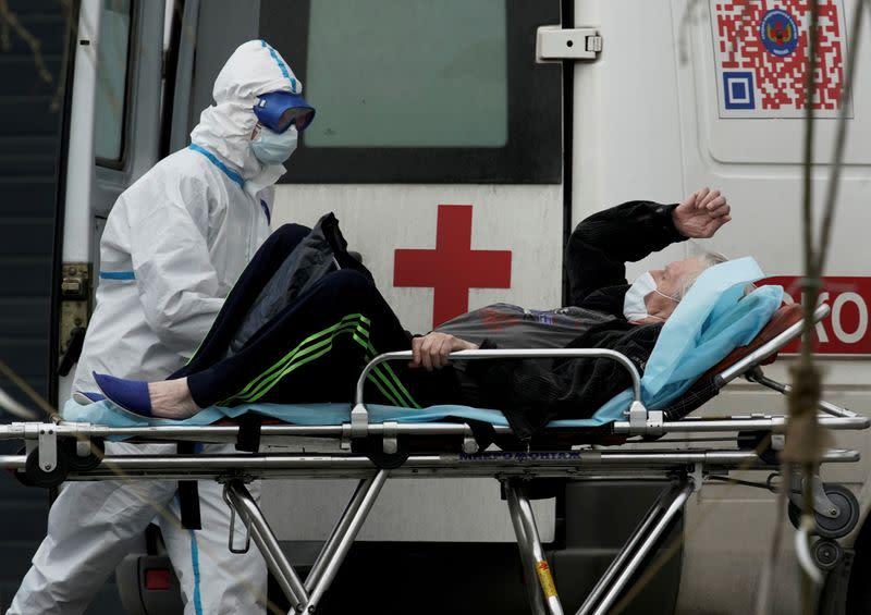 Kremlin questions reliability of coronavirus allegations by junior medic