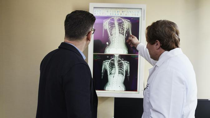 Ilustrasi CT Scan Sistem Pernapasan Manusia Credit: pexels.com/Linkedin