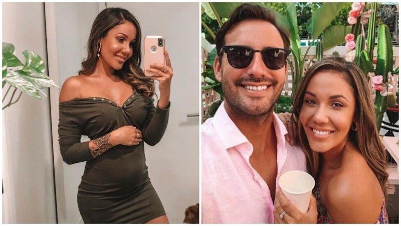 MAFS star Davina found love after her appearance on the show and recently announced her pregnancy.
