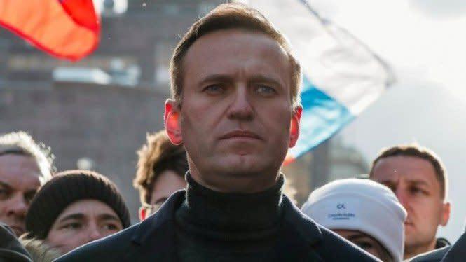 Pemimpin Oposisi Rusia Alexei Navalny Keracunan Novichok Bikin Heboh