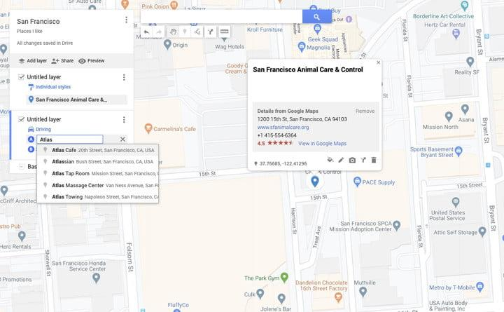 Google MAps custom maps