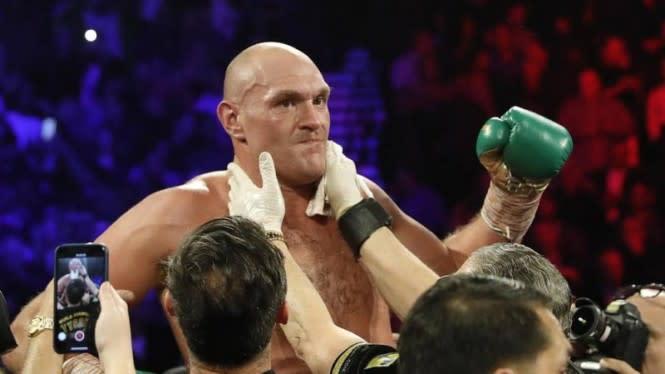 Pantas Deontay Wilder Jadi Bubur, Porsi Latihan Tyson Fury Memang Gila