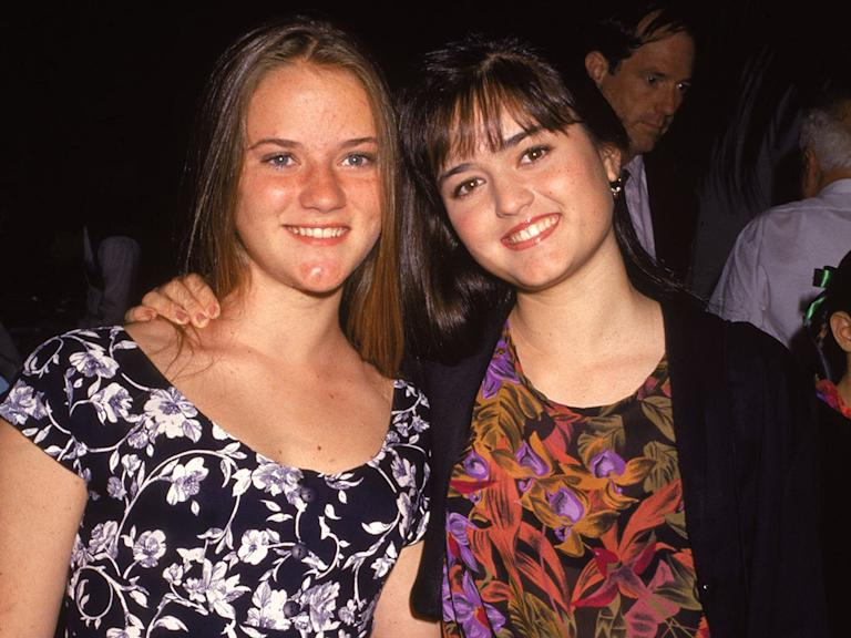 Danica's sister Crystal was in the running for Winnie. So when we can focus on that fact and then say that she ultimately appeared on the show as Becky and mention Ben Savage there as well. Danica McKellar's sited Crystal played Becky and Ben Savage made