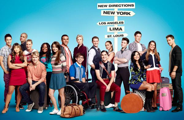 'Glee' Covers No Doubt's 'Don't Speak' - Premiere