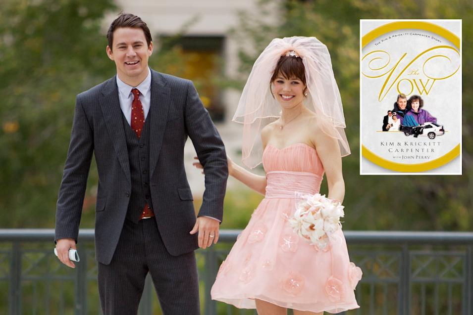 Five Film Facts The Vow