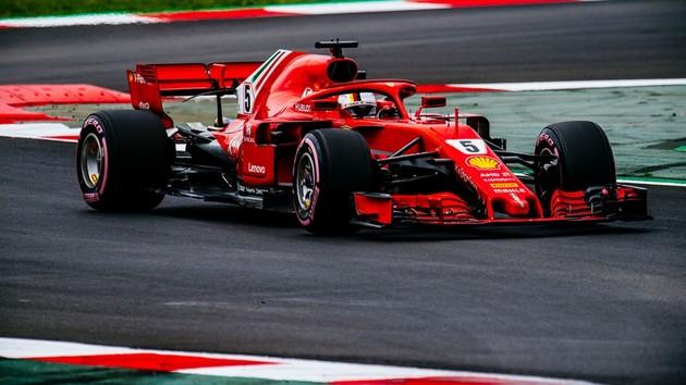 Vettel:Mercedes與RBR的長距離優勢是騙人的