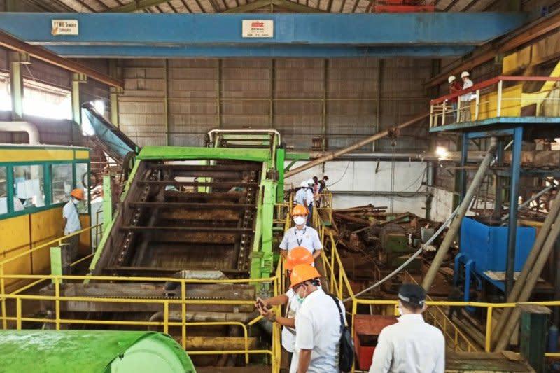 Anggota DPR dorong revitalisasi pabrik gula secara menyeluruh