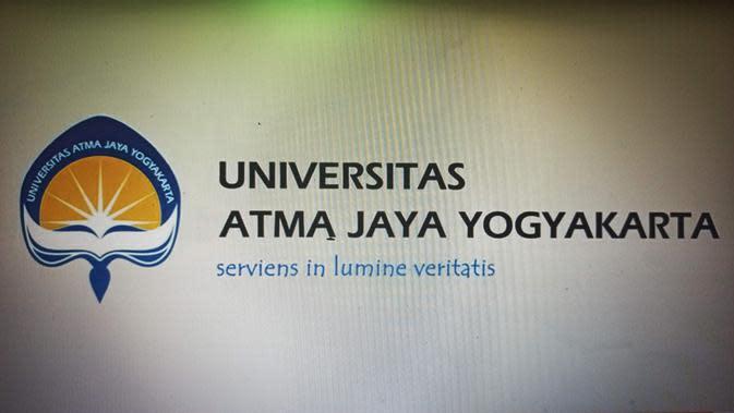 Semangat Baru Universitas Atma Jaya Yogyakarta di Masa-Masa Bencana