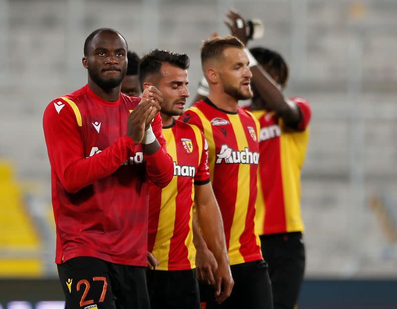 Keeper blunder costs PSG dear in defeat at Lens