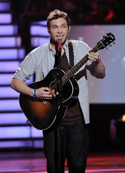 Phillip Phillips - 4/04/12