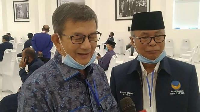 Paman Bobby Nasution Mundur dari Pilkada Tapsel