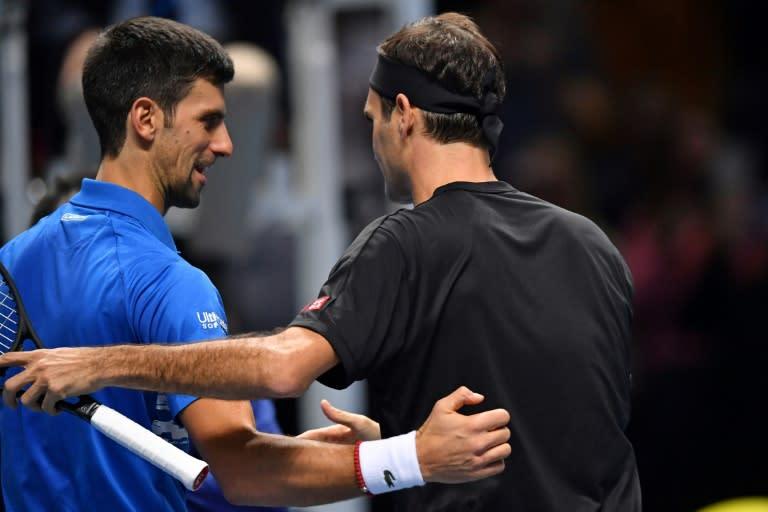 Nadal, Federer defy Djokovic in call for 'unity, not separation'