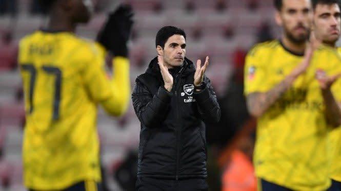 Mikel Arteta Gunakan Jalur Pribadi untuk Rayu Gelandang Barcelona