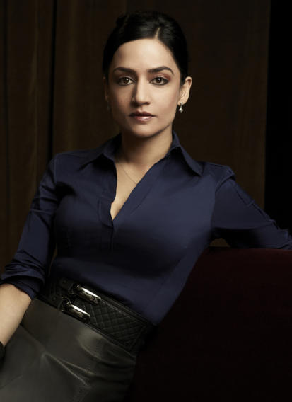"Archie Panjabi, ""The Good Wife"""