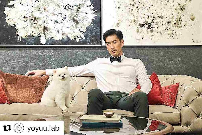 Producers of competitive sports reality show 'Chase Me' have broken silence and issued an open apology to Gao's family and his fans. — Picture via Instagram/godfreygao