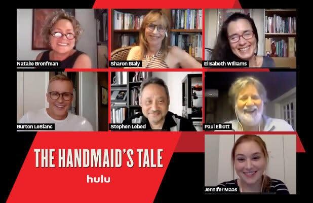 How 'Handmaid's Tale' Team Built a Ruined Washington, DC During a Government Shutdown (Video)