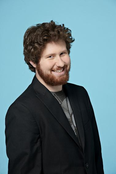 "Casey Abrams, 20, from Wilmette, IL competes on the tenth season of ""American Idol."""