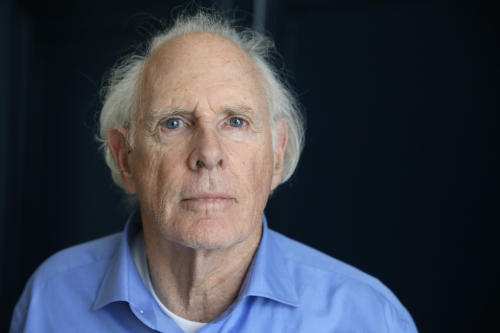 In this photo taken Friday, May 24, 2013, actor Bruce Dern poses for a photograph following an interview with The Associated Press at the 66th international film festival, in Cannes, southern France. Dern won the award for the best performance by an actor for his role in Nebraska on Sunday, May 26, 2013. (Photo by Todd Williamson/Invision/AP)
