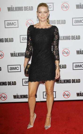 """AMC's """"The Walking Dead"""" Season 3 Premiere"""