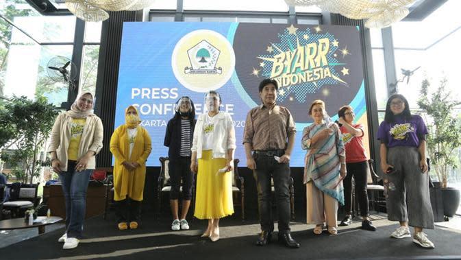Ajang pencarian bakat Byarr Indonesia