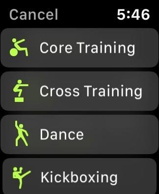 how to use apple watchs fitness features other2