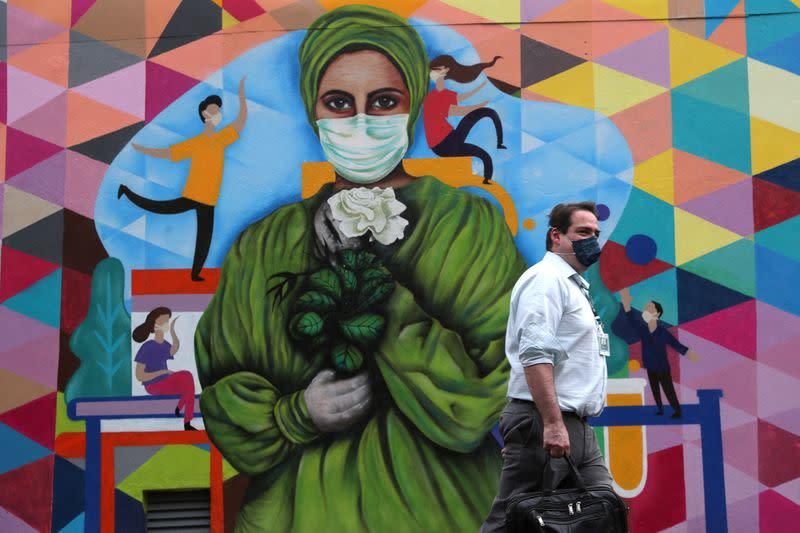 Coronavirus cases in Latin America pass 7 million - Reuters tally