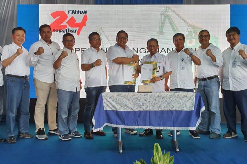 BGR Logistics-PT Krakatau Bandar Samudera kerja sama pelabuhan
