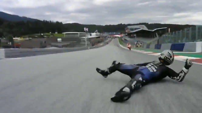 MotoGP San Marino: Maverick Vinales Ingin Tebus Keterpurukan