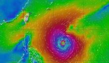 颱風來了!「舒力基」凌晨生成 最靠近台灣時間曝光