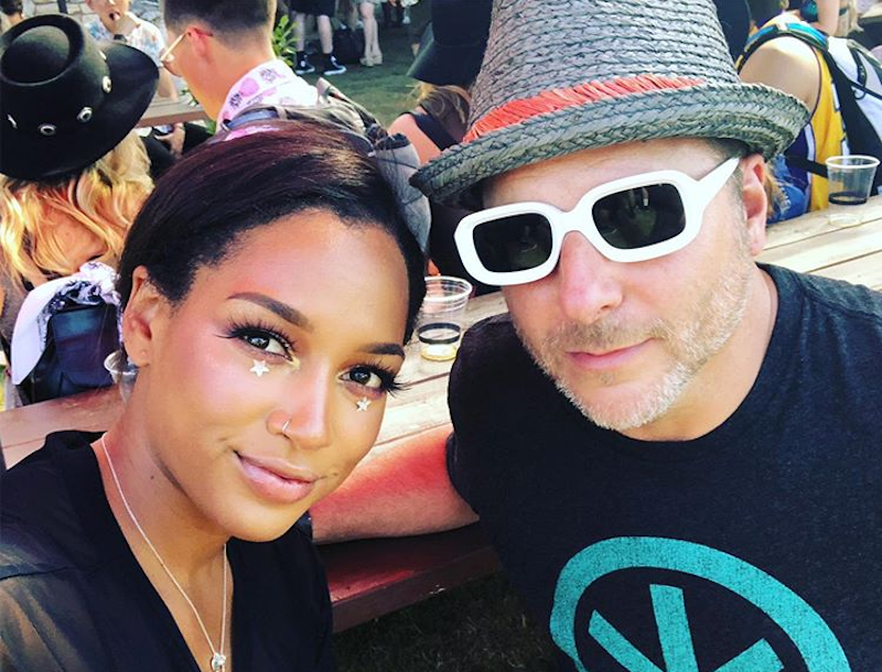 Despite their large age difference, Sheldon Owen and Shanice Rivers are madly in love with each other and hope to start a family together some day. — Picture via Instagram/@j.sheldonowen