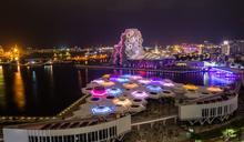高雄港首度開放跨年 明星卡司「含金量」驚人