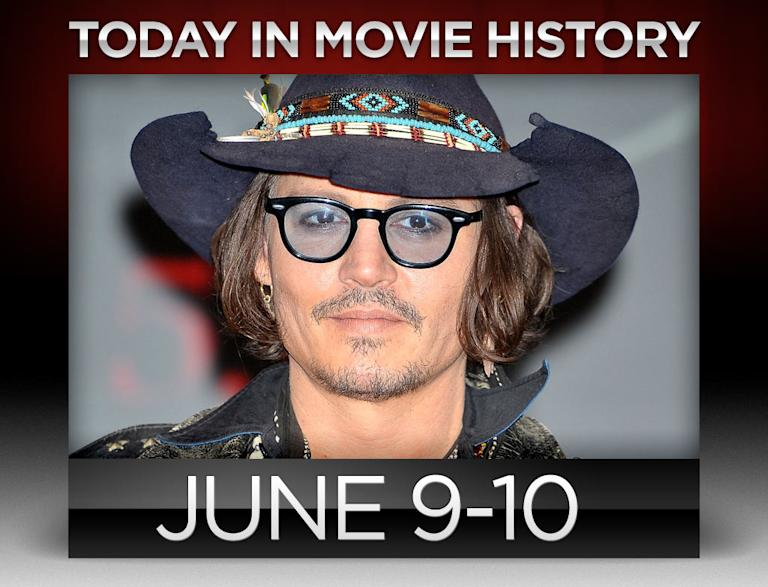Today in movie history, June 9, June 10