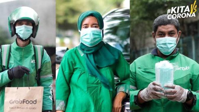 Perjuangan Driver Ojol demi Menghidupi Keluarga di Tengah Pandemi Covid-19. Dok: Grab Indonesia