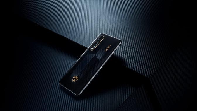 Supercar dalam bentuk smartphone (Oppo)