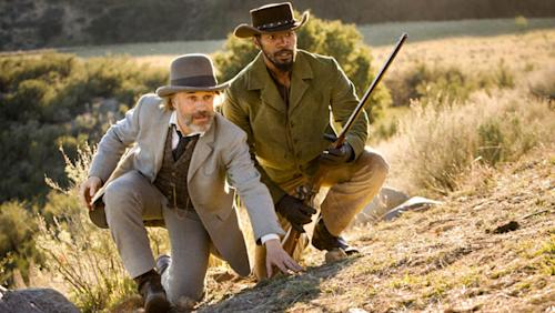 'Django Unchained' Returns to Chinese Theatres, With Lukewarm Response