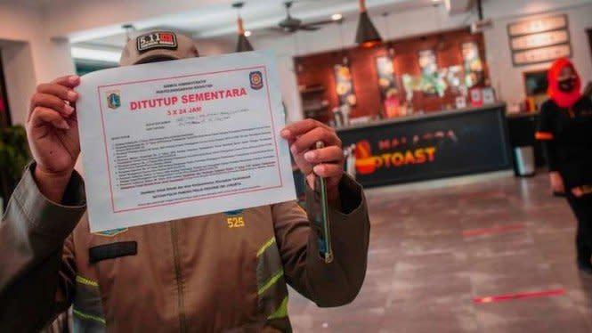 Berakhir 11 Oktober 2020, Anies Perpanjang Lagi PSBB Jakarta?
