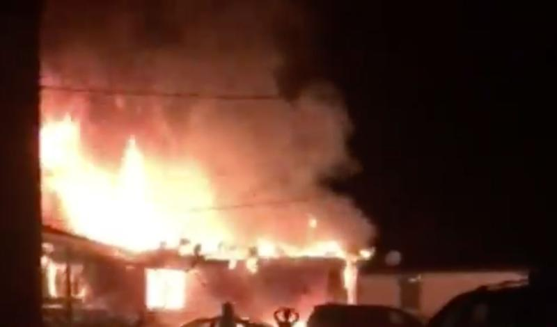 A fire rips through a home in Singleton on Wednesday morning about 3.30am. Three children, two girls and one boy, have died. The cause of the fire is unknown. The boy died inside the home while the two girls died after arriving at Singleton District Hospital.