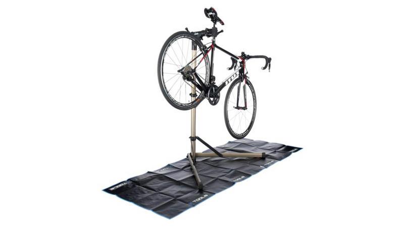 Best bike repair stands: X-tools folding bike repair stand