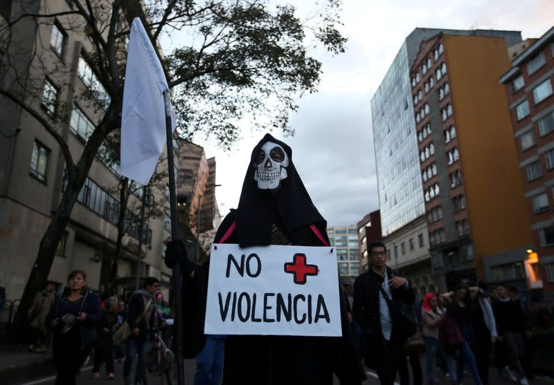 U.N. decries nearly 50% increase in killings of women activists in Colombia