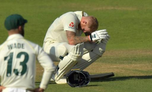Ashes 2019: Ben Stokes' super century in Leeds Test levels series