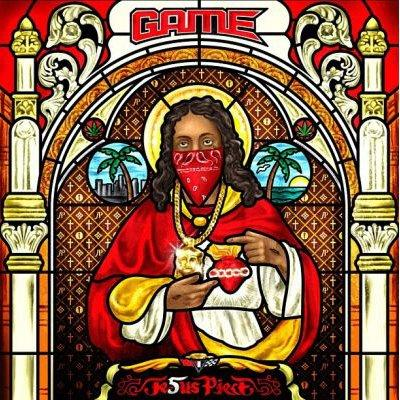 2. Game, Jesus Piece (Deluxe Edition) - Combine Christ with cannabis and gang symbols, and what could possibly go wrong? Predictably, Fox News and other conservative outlets took the bait, but Game partly relented anyway, putting the original cover art only on the deluxe version, where you got more alleged blasphemy for the money.