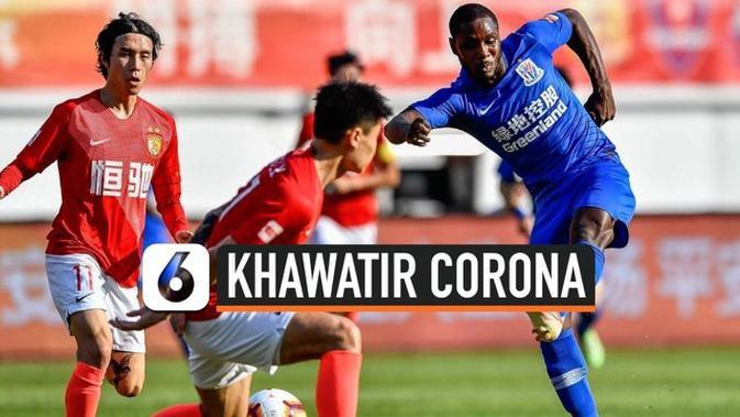 VIDEO: Khawatir Corona, Ighalo Dilarang ke Tempat Latihan Manchester United