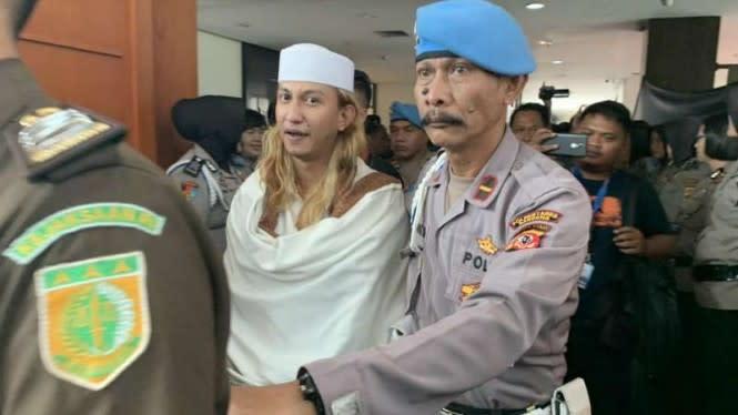 Habib Bahar bin Smith Kembali Dipindahkan ke Lapas Gunung Sindur