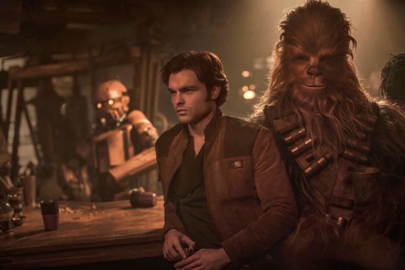 "Alden Ehrenreich calls Solo ""an amazing adventure."" (Image by Lucasfilm)"