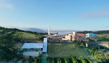 國軍示範公墓特勳區 李前總統墓園工程如期完工